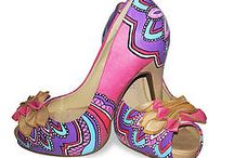 Women`s Shoes / Hand painted women`s shoes