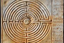 GARDEN - Labyrinths and Spirals / Our origins. The origins of our Western culture. From prehistoric age to the present day.