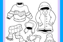 Clothing study ECE