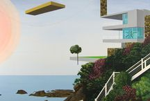 painting - architecture