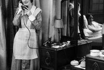 1920s, 1930s Maids