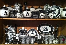 Gothik Decor - Witchy Kitchen / by Maureen Hagedorn
