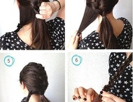 Hairstyles / a lot of awesome hairstyles