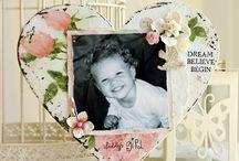 Декупаж фоторамки: шебби-шик / Decoupage photo frames: shebbie-chic
