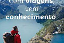 Frases de Viagem / Que tal se inspirar em frases para viajar!!
