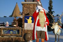 Rovaniemi - our town in Lapland in Finland / Arctic Snowhotel is based in Rovaniemi in Lapland in Finland. In this board you can discover some travel aspects of the capital of Finnish Lapland