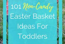 Easter / Tips on Easter decor, Easter gift ideas, activities for kids, and recipes!