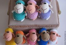 Knit/Crochet patterns / Collection of knit or crochet patterns and tutorials