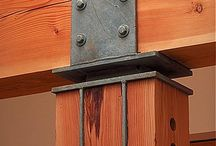 Timber / Timber constructions and details