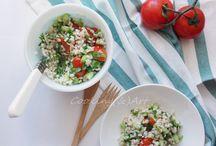 Salads / Σαλάτες