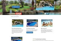 About Our Company / See why we are famous for our award winning pools and spas