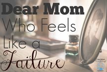 Motherhood Makeover / Ever feel like you are a total fail at motherhood? I know the feeling! That is why I have collected encouragement to equip you in your high calling of motherhood.
