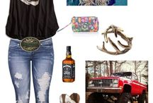 Country style outfits