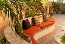 nice outdoor spaces / by Vicki Latham