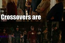 Arrow and The Flash / Best Board