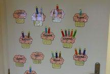 narozeniny ve škole