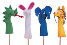 Free Sock Puppet Patterns / A collection of free sock puppet patterns from around the web