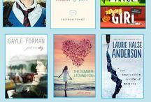 Book list / by Lauren Reynolds