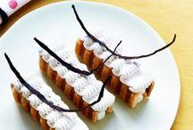recettes deserts