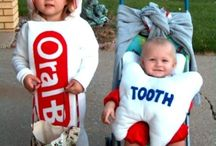 Halloween Costume Ideas / Homemade Halloween Costumes & DIY Costume Ideas / by Rosie Stalmer