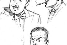 Originals & sketches