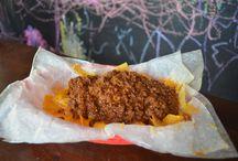 Recipes - Frito Chili Pie / by Jennifer Lynn