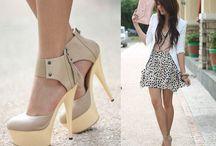 Shoes / by Ashley Henderson-Burton