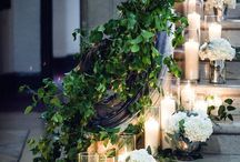 Decor / Inspiration for how to bring your wedding venue alive