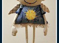 игрушки-шитье куклы