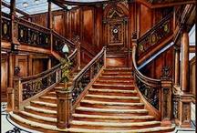 stairways to heaven / by LAUREN BRIDGES
