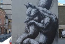 World of Urban Art : ROA  [Belgium]