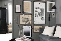 Inspiration Färger vardagsrum