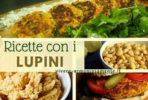 Ricette Lupini
