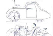 Bringa, Trike, elektromos jármű