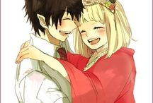 Anime pics I like <3 / All the anime pics I like also ones that are cute and neko and bear related