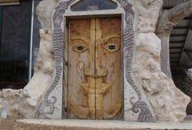 Doorways to Anywhere