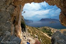 Kalymnos Rock-Climbing by Nikolaos Smalios Photography / #Kalymnos, the Best European Destination for Rock Climbing !