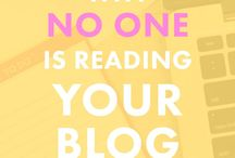 Blogging Content / Sometimes we just need that 'boost' to make our content awesome!