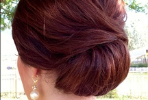 [ prettying ] / red-head inspired hair and makeup. / by Tara Finnegan