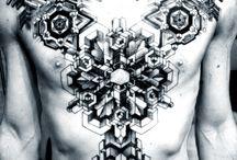 My art on skin .