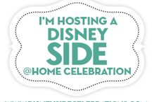 #DisneySide Party Ideas / Ideas for my upcoming #DisneySide #multigenerational party #Disney #party #2015 / by Tracy Zdelar | HallofFameMoms