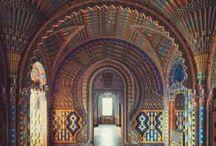 Architecture. Moroccan