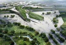 Referências projetuais urbano