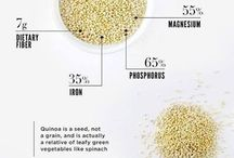 super food: seeds and nuts.