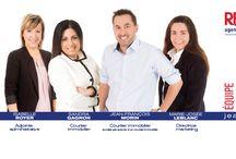 Equipe Jean-Francois Morin / Quelques images de notre équipe et travail !
