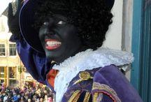 Zwarte Piet / Oude foto's en filmpjes door de jaren heen van Zwarte Piet