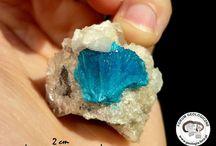Minerals / Minerały