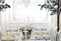 Xmas / Christmas decorations & ideas