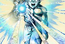 Dragon Ball ( Z ,GT ,Super, Heroes,AF)