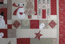 Merry merry Christmas quilt